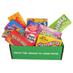 Old Fashioned Candy Crate