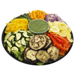 Roasted Vegetable Platter THUMBNAIL