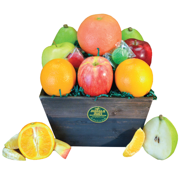 Fruit Favorites Basket MAIN