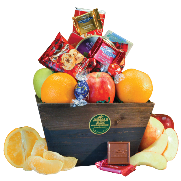 Fruit and Snack Basket MAIN