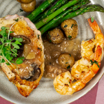 Chicken and Shrimp Dinner</br>Ready-to-Heat SWATCH