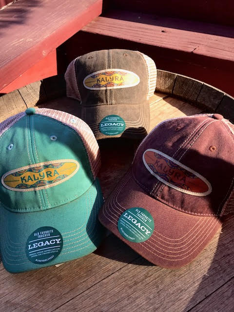Trucker hat, Kalyra Hat, Hat, Ballcap, Men's Hat, Women's Hat THUMBNAIL