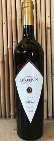 1999 M Brown Barossa Shiraz