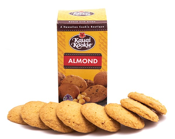 Classic Almond Cookies 5 oz MAIN