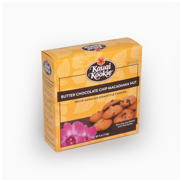 Butter Petitie Chocolate Chip Macadamia Nut 4 oz THUMBNAIL