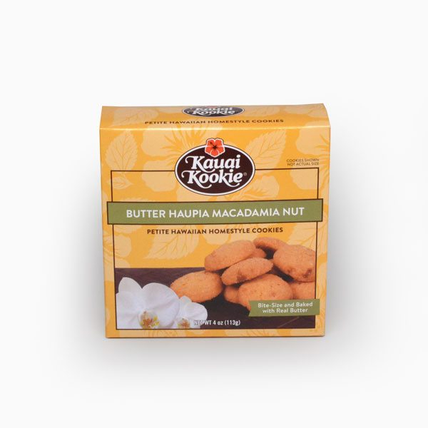 Butter Haupia Macadamia Nut 4 oz Mini-Thumbnail
