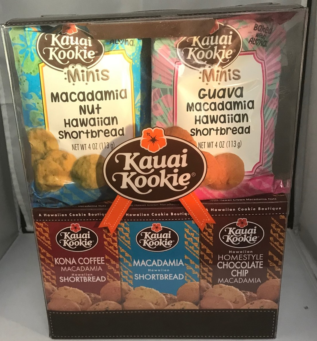 Kauai Kookie Gift Pack MAIN