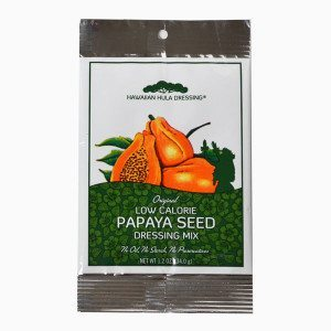 Low-Cal Papaya Seed Salad Dry Mix 1.2oz