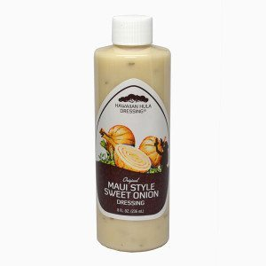 Maui Style Sweet Onion Salad Dressing 8 fl oz THUMBNAIL
