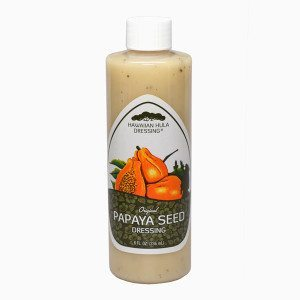 Papaya Seed Salad Dressing 8 fl oz MAIN