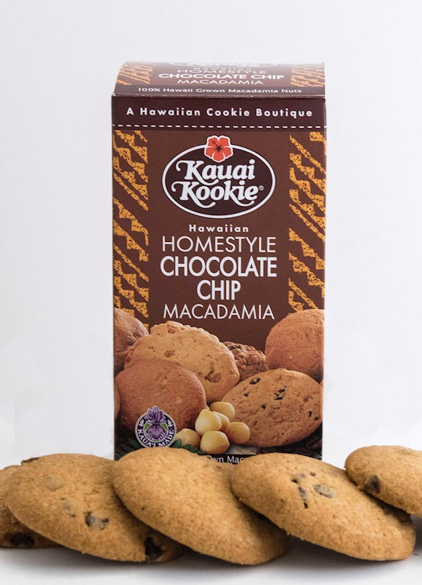 Classic Chocolate Chip Macadamia Cookies 5 oz THUMBNAIL