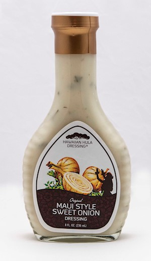 Maui Style Sweet Onion Salad Dressing 8 fl oz MAIN