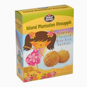 Island Plantation Pineapple - No Nuts 8 oz