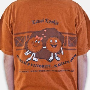 Kauai Kookie Red Dirt T-Shirt THUMBNAIL