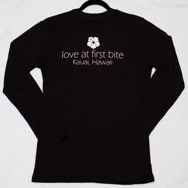 Kauai Kookie Love At First Bite Women's Long Sleeve Mini-Thumbnail