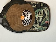 Kauai Kookie Logo Hawaiian Palm Cap THUMBNAIL