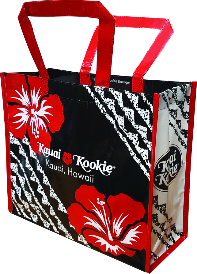 Kauai Kookie Reusable Shopping Bag