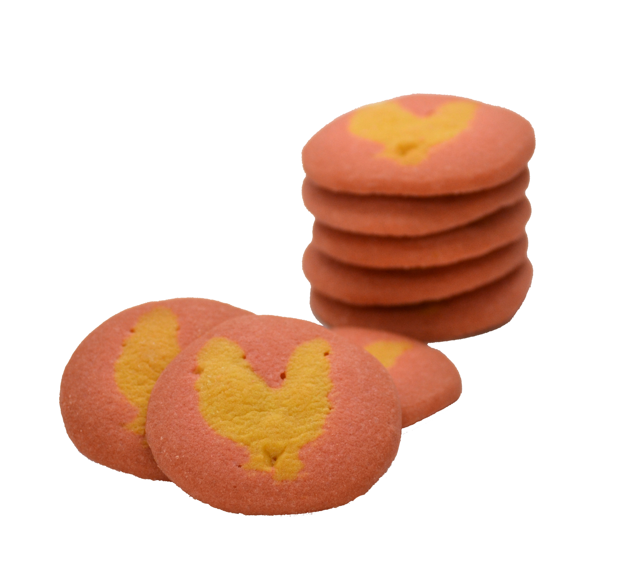 Kauai Rooster Cookies - Passion Fruit Guava