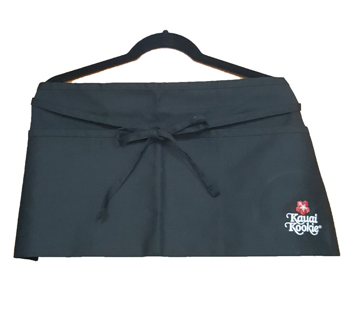 Kookie Kitchen Cafe (Short) Apron_THUMBNAIL