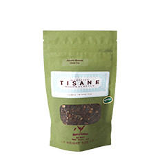 Tisane Coffee Cherry Jasmine Green Loose leaf Tea_THUMBNAIL