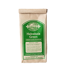 Haleakala Green Tea