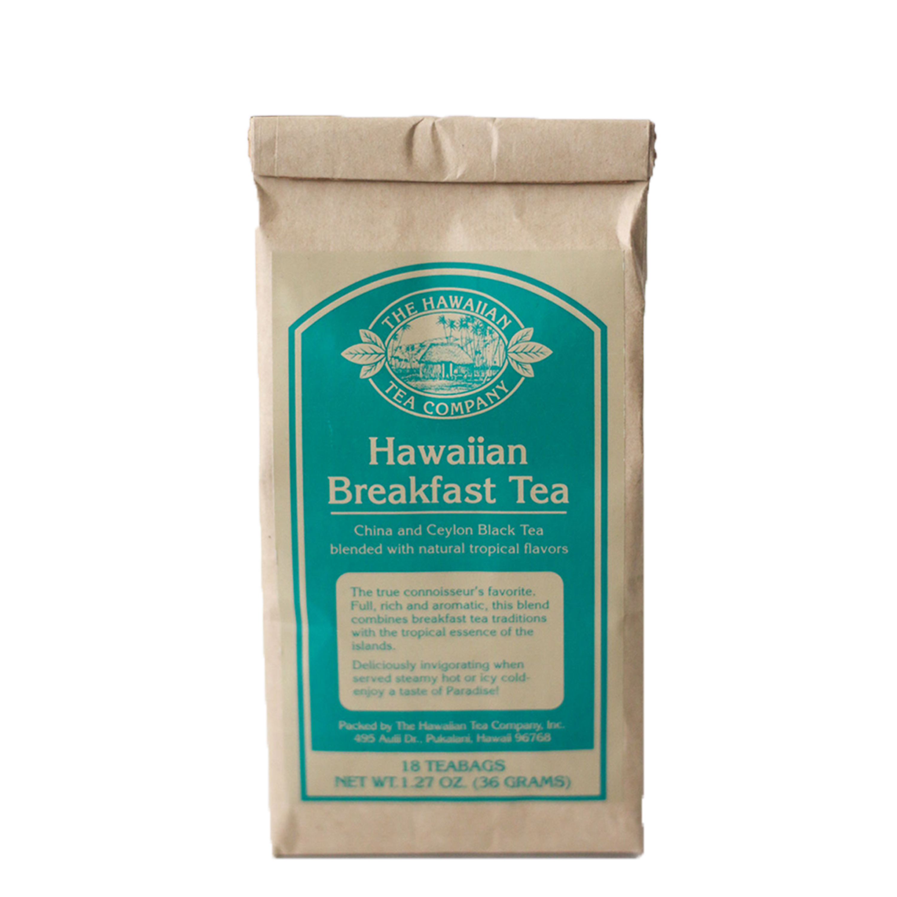 Hawaiian Breakfast Tea MAIN