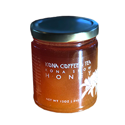 kona coffee honey THUMBNAIL