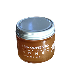kona coffee honey
