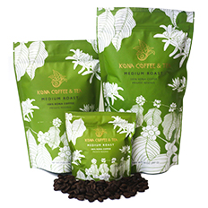 100% Kona Coffee - Medium