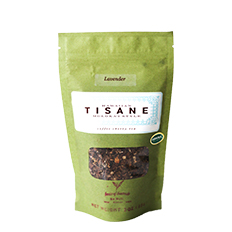 Tisane Coffee Cherry Lavender Loose leaf Tea Mini-Thumbnail