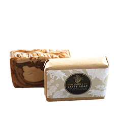 Kona Latte Soap