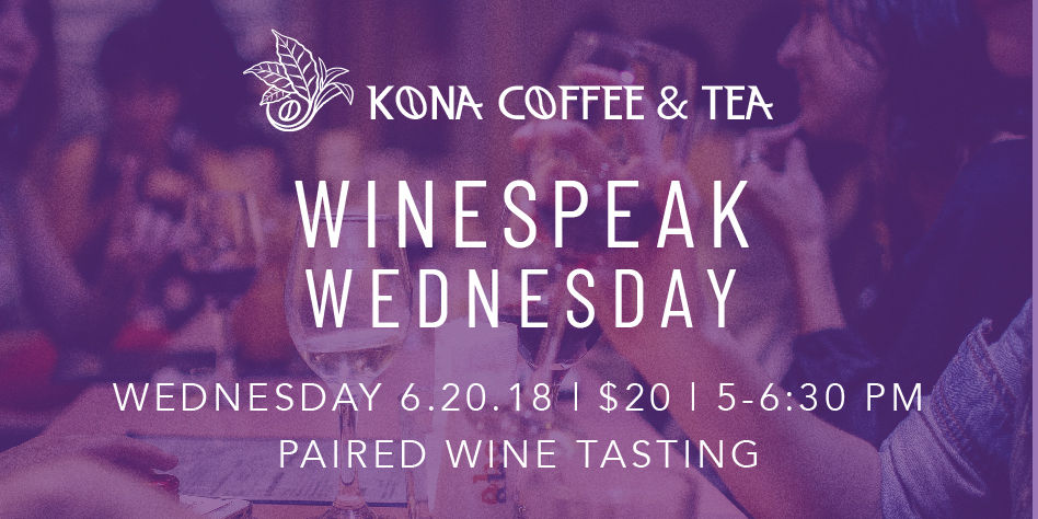 wine speak wednesnday