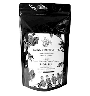 100% Kona Coffee - Full-City roast MAIN