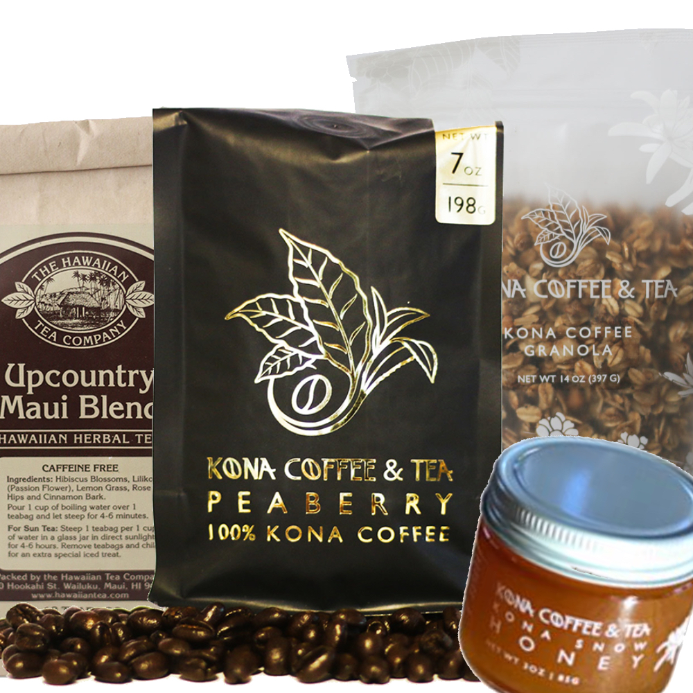 Kona Breakfast Gift Set THUMBNAIL