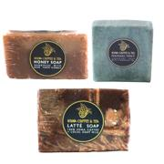 Hawaiian Hand-Made Soap Gift Set THUMBNAIL