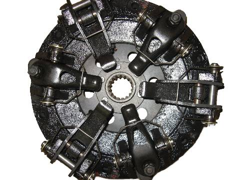 "Clutch 10"" 16 Spline 6 Finger"