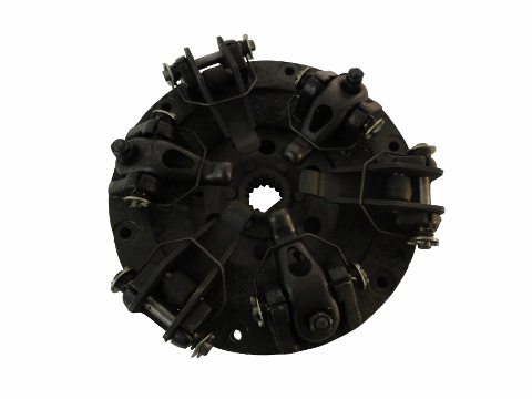"Clutch 8"" 6 Finger 304-21S-014_MAIN"