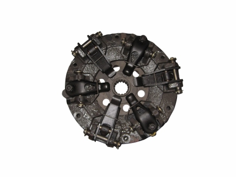 "Dual Stage Clutch 9"" 6 Finger"