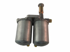 Fuel Filter Double Canister