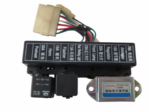 fuse box assembly bx410 1 keno tractors jinma fuse box assembly bx410 1 keno tractors