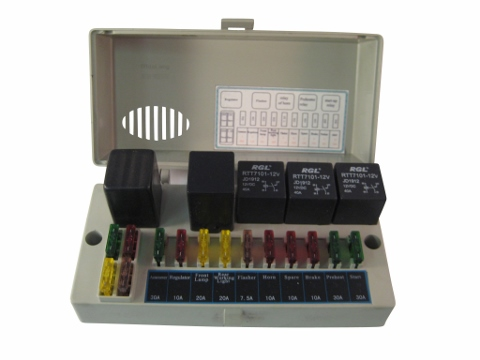 Fuse Box for 354 MAIN