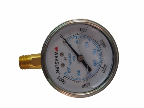 Hydraulic Gauge MAIN
