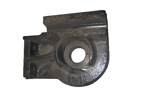 Left Guiding Wheel Bracket