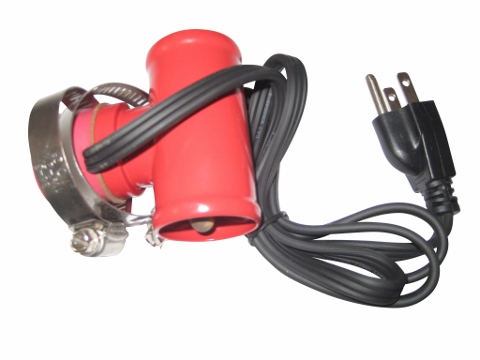 Lower Rad Hose Heater 1.5""