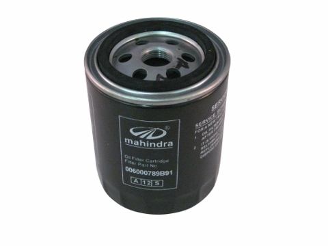 Mahindra Oil Filter 006000789B91 Keno Tractors MAIN