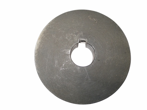 Wood Chipper Drive Pulley  WRG MAIN