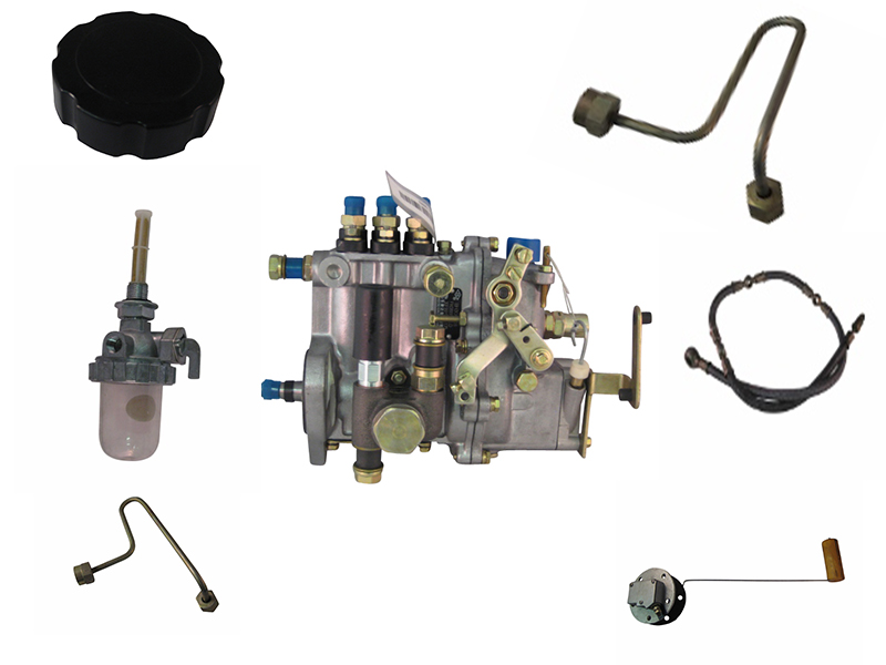 Jinma 200 Engine Fuel System