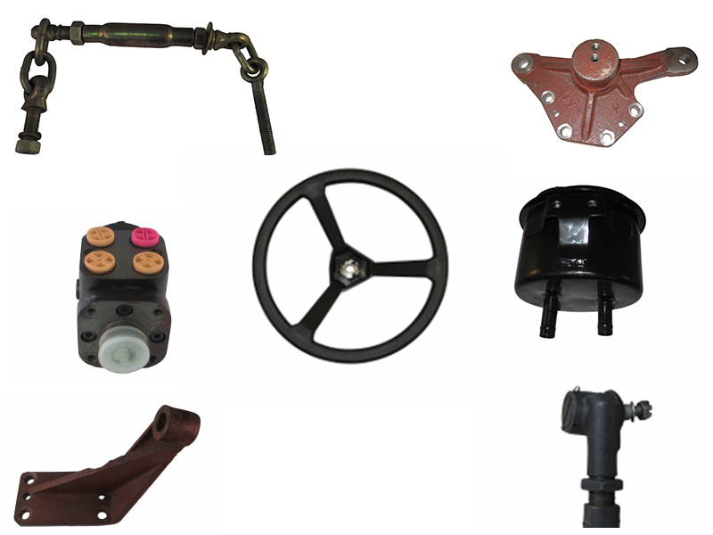 Steering and Hydraulic Parts