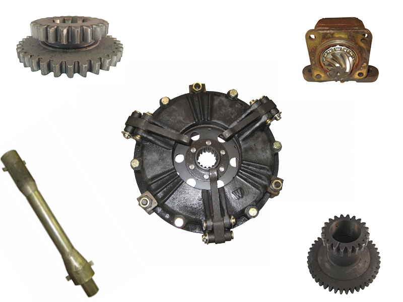 Drive Trains, Transfer Cases, Transmissions, & Clutch Parts