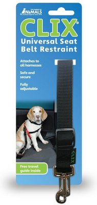 COANIMALS Clix Universal SeatBelt Restraint - King Wholesale
